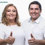 MAJOR SALES: MDB e PT realizam convenção no próximo sábado 12, e devem oficializar Maria Elce como candidata a prefeita e Dr. Allan como vice-prefeito.