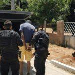 Policias Penais cumprem três mandados de prisão em 3 cidades do Rio Grande do Norte
