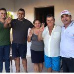 TRIUNFO: Pré-candidato Espedito Filho recebe adesões de famílias em Vila Macena