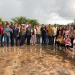 Segundo Santiago é definido pré-candidato a prefeito do grupo da situação em Uiraúna