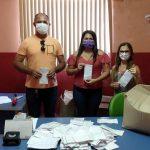 Prefeitura entrega máscaras reutilizáveis para famílias vulneráveis em Poço Dantas