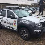 Polícia Militar de Pau dos Ferros captura foragido da Justiça