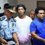 Juiz do Paraguai marca audiência que definirá futuro de Ronaldinho e irmão para 24 de agosto, diz advogado
