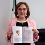 ZENAIDE DESTACA PAPEL DA MULHER NO PARLAMENTO EM PUBLICAÇÃO DO TSE