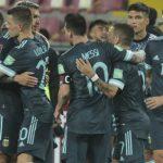 Argentina vence Peru (2-0) em Lima e é vice-líder nas Eliminatórias Sul-Americanas