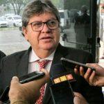 João Azevêdo desembarca em Cajazeiras ao meio-dia de sexta-feira (6), após cumprir agenda em Sousa