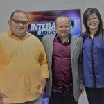Entrevista com Mariana Almeida e Renato Alves prefeita e vice-prefeito eleitos de Pau dos Ferros/RN
