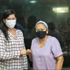 Fátima Bezerra recebe prefeita eleita Mariana Almeida e consolida parcerias com Pau dos Ferros