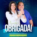 Mariana Almeida é eleita com uma maioria de 1510 votos