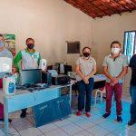 Água Nova/RN: Prefeitura recebe ajuda em material para o combate ao corona virus