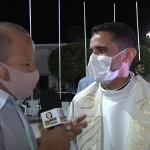 Padre Víctor faz balanço da festa do centenário da Paróquia Santana em Luís Gomes. Vídeo!