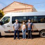 Luís Gomes/RN: prefeitura adquire Van 0Km para a secretaria de saúde do município