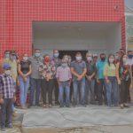 Na véspera de Natal prefeito Dedé entrega varias obras a população de Poço Dantas. Veja vídeo
