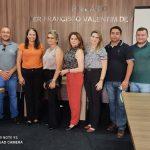 Em solenidade virtual Josiene e Yure são diplomados como prefeito e vice de Paraná