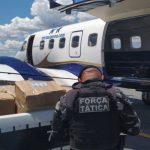 Carga de cocaína apreendida nesta quarta (9) em Catolé do Rocha está avaliada em R$ 30 milhões; diz Polícia