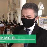 Professor Franklin Miguel e a importância histórica e religiosa da Paróquia de Senhora Santana em Luís Gomes