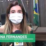 Veja vídeo: Prefeita Mariana Fernandes fala da harmonia entre os poderes legislativo e executivo em Luís Gomes/RN