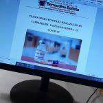 Tudo pronto: Bernardino Batista inicia preparativos para Plano de Vacinação contra COVID-19
