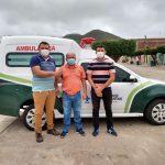 Prefeitura de Poço Dantas faz entrega de transporte restaurado e revisado na área da saúde