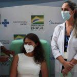 Com mais de 604 mil doses, Brasil é o 16º país em ranking de vacinação