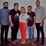 Assessoria de comunicação de pau dos Ferros  apresenta identidade visual da gestão Mariana Almeida. Veja vídeo