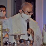 Veja vídeo: Padre Cleides agradece a participação de fieis e devotos nas festividades da Sagrada Família