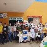 Prefeitura de Bernardino Batista inicia vacinação contra covid-9