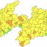 Novo Normal: Primeira avaliação de 2021 aponta redução de municípios nas bandeiras vermelha e laranja