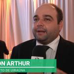 Em noite de muitas emoções, Dr. Marlon Arthur é empossado como vice prefeito de Uiraúna. Veja vídeo