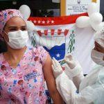Prefeitura de Bernardino Batista inicia vacinação da covid-19