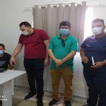 PARANÁ-RN: Secretaria Municipal de Saúde inicia a capacitação dos profissionais para a instalação do Prontuário Eletrônico E-SUS nas Unidades Básicas de Saúde.