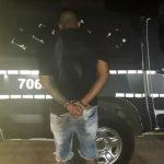 Fotos: Acusado de homicídio é preso em ação rápida do BOPE em Patos; armas utilizadas no crime foram apreendidas