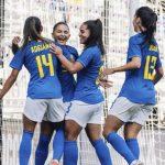 Brasil vence Canadá no encerramento do Torneio She Believes