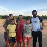 Uiraúna: Escolinha do Projeto Tocando de Primeira define local de treinamentos