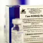 Vacina Russa contra a Covid-19 apresenta eficácia de 91% contra a doença
