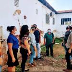 Secretário de planejamento e desenvolvimento e secretária de Educação realiza inspeção no município de Pau dos Ferros