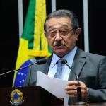 LUTO Morre senador José Maranhão, aos 87 anos de idade, em decorrência da covid-19