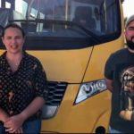 Frota de veículos de Uiraúna é reforçada com a aquisição de dois novos ônibus