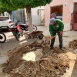 Prefeitura de Poço Dantas realiza reforma da Associação Comunitária São Francisco Padroeiro