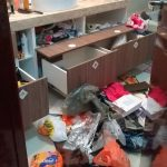 Elementos armados e encapuzados invadem residência e assaltam empresário em São João do Rio do Peixe, na noite dessa terça-feira, 23