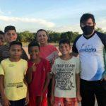 Projeto 'Tocando de Primeira' anuncia inscrições para escolinha de futebol gratuita em Uiraúna
