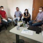 Reunião discute implantação do Serviço de Inspeção Municipal em Bernardino Batista