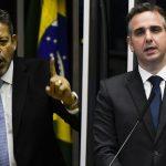 Lira e Pacheco prometem foco na PEC emergencial frente a 'temas laterais'