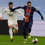 Na volta de Neymar, PSG bate o Olympique de Marselha pelo Francês