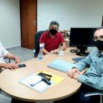 Prefeito Ronaldo Souza cumpre  agenda administrativa na capital do estado