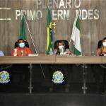 Com a presença do prefeito, Câmara de Luís Gomes abre período legislativo e define formação de comissões