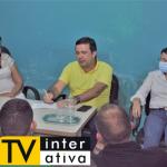 Prefeita Josiene recebe deputado Galeno Torquato em visita ao município de Paraná. Veja vídeo!
