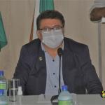 Veja vídeo: Carlos José comanda a 1ª sessão ordinária do biênio 21/22 e fala sobre a presença do prefeito Raimundinho na Câmara Municipal de José da Penha