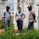 Prefeitura e Cagepa firmam parceria, e asseguram melhorias no sistema de abastecimento de Bernardino Batista