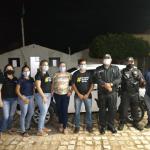 Operação pacto é realizada no município de Paraná com o apoio da Polícia Militar e conselho tutelar